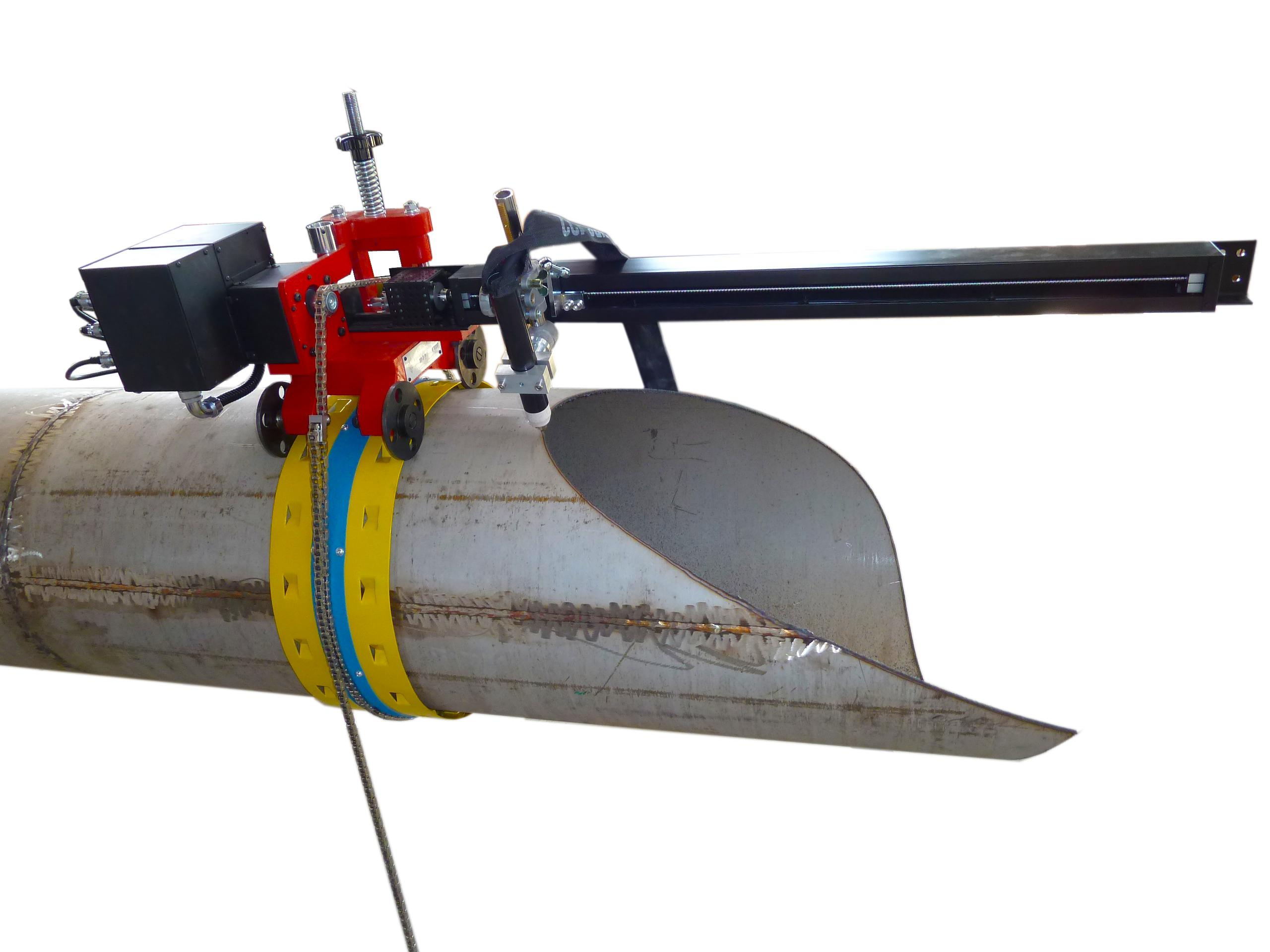 Portable NC Pipe Profile Cutting Machines-ThinkPipe,Pipe Cutting and Beveling Machines,Pipe Profile Cutting and Beveling Machines
