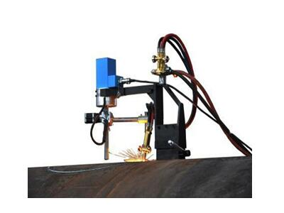 portable numerical controlled saddle hole cutting machines