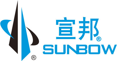 pipe cutting machine supplier sunbow logo