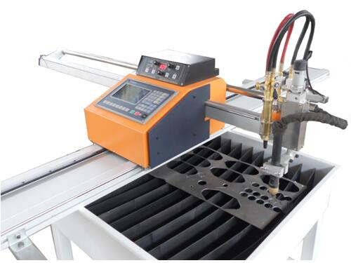Portable CNC flame/Plasma cutting machine, CNC Mini type metal plate cutting machine, popoular stainless steel sheet cuttig machine