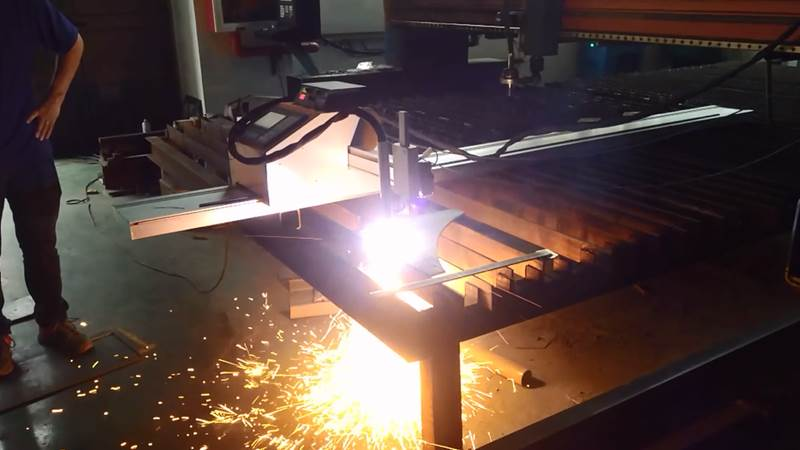 Gas/flame/Plasma cutting machine